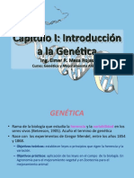 CAPITULO I. CONCEPTOS DE GENETICA