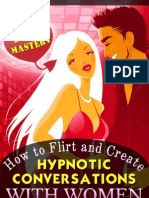 hypnoyic conversation