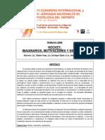 Imaz, X., Ojám, E., Gonzalez, A. Hockey Imaginarios, Motivaciones y Emociones