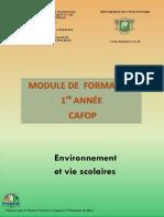Environnement Et Vie Scolaires