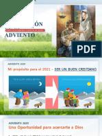 Ser Buenos Cristianos - Adviento