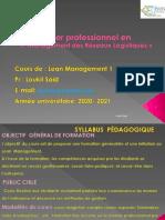 Introduct Lean Management