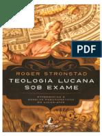 Teologia Lucana Sob Exame - Roger Stronstad