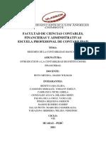 FORO Nº 02- RESUMEN DE CONTABILIDAD BANCARIA (1)