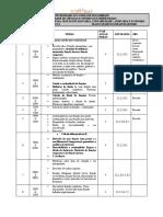 Plano Analitico Reajustado MAT.I - 2021A