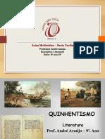 Quinhentismo - 9o Ano