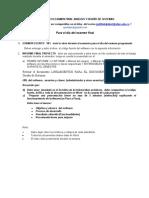 PARA EL EXAMEN FINAL ayd 2020-II