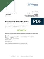 Zertifikat DNH 0XG 000