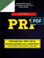 Todas Resoluções PRF