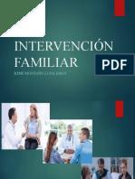 INTERVENCION FAMILIAR