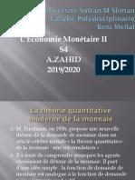 Zahid Monétaire
