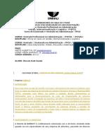 Ricardo - projeto do caso para ensino embrast -E AGORA MINHA GENTE-