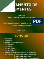TRATAMENTO DE SEMENTE - GERAL