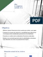 Análisis de Estados Financieros - Practica Empresarial, S.A.