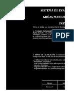 F-16 EVALUACION DE DESEMPEÑO - OPERATIVO ok