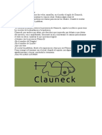 Como llamar a Clauneck