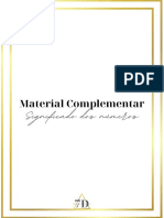 MATERIAL COMPLEMENTAR - CURSO 1
