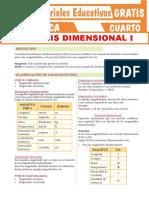 Analisis Dimensional I_4Sec