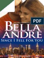 16 Desde que eu caí por você- Bella Andre
