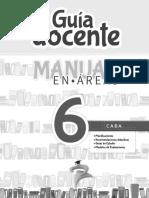 GD Manual en Areas 6 CABA