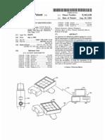 Oilfield equipment identification apparatus (US patent 5142128)