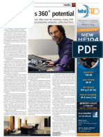 Studio highlight ProSoundNews