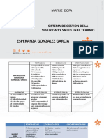 PRESENTACION MATRIZ DOFA