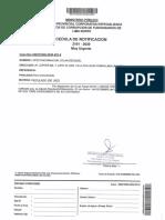 DISPOSICIÓN FISCAL N° 01 _ 1 DIC 2020 INICIO DE DILIGENCIAS PRELIMINARES _ (CASO 281 - 2020 LOPEZ ENCARNACIÓN)