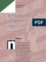 indexação clusterizada
