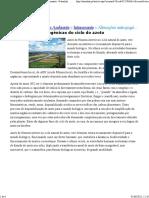 Alterações antropogénicas do ciclo do azoto - Interessante - Naturlink