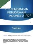 an Kebudayaan Indonesia AG
