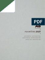 Catálogo Azulejos Benadresa Novedades 2021