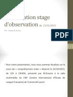 prsentationstagedobservationmodifi-131121030901-phpapp01