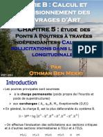 B5-Etude Pont Poutres Travées-Indépendantes Long