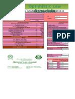 Tax calculator 2010-2011