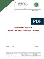 02-Manuel Utilisateur Barberousse Présentation WAMI_FR_V.1.0.1