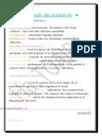 Etude Du Texte s4