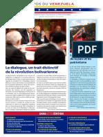 Venezuela Informează| Buletin Săptămânal 21.05.2021 - versiune limba franceza
