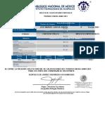 BOLETA DE CALIFICACIONES PARCIALES JUN 2021
