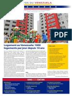 Venezuela Informează| Buletin Săptămânal 30.04.2021 - versiune limba franceza