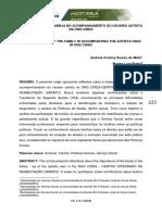 A IMPORTÂNCIA DA FAMÍLIA NO ACOMPANHAMENTO DO USUÁRIO AUTISTA NA ONG CIRES