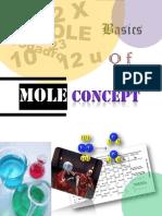 Basics of Mole Concept