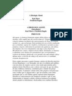 Marx e Engels - A Ideologia Alemã (domínio público)