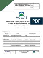 Protocolo Pruebas Hidraulica SISTEMA de IMPULSION