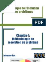 partie 1 Technique de résolution de problème