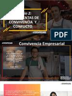 Modulo 2 - Herramientas de Convivencia y Conflicto