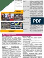 Boletim de Conjuntura Semanal #42 José Sérgio Gabrielli 31 maio 21