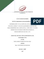 Patologia Tipos de Patologias Paucar Yanac Adrian Gabino