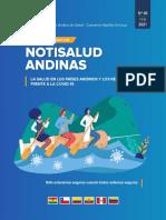 Boletín 49 febrero 2021ORGANISMO ANDINO DE SALUD