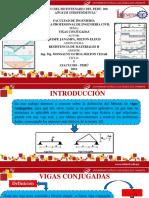 FORO DE RESPONSABILIDAD SOCIAL SEMANA N°11_SOBRE VIGAS CONJUGADAS_RESISTENCIA DE MATERIALES II_MILTON ELEUD QUISPE JANAMPA